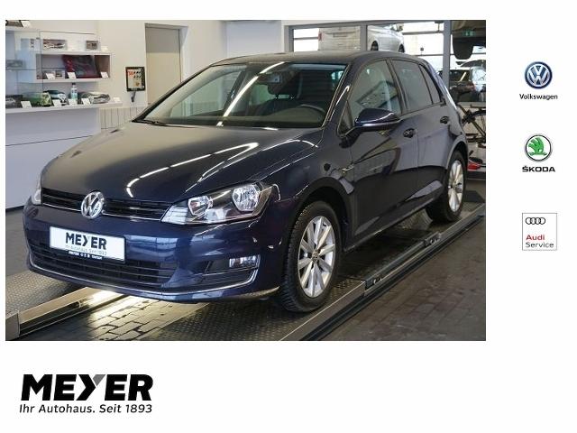 Volkswagen Golf VII Lounge 1.6 TDI *Panorama, Climatronic,, Jahr 2015, Diesel