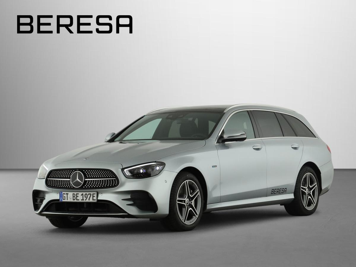 Mercedes-Benz E 300 de T AMG Burmester Fahrassist. Pano.-Dach, Jahr 2020, Hybrid_Diesel