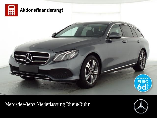 Mercedes-Benz E 200 T Avantgarde LED AHK Kamera Totwinkel PTS 9G, Jahr 2019, Benzin