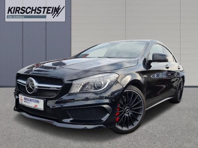Mercedes-Benz CLA 45 AMG 4Matic Leder Navi ACC e-Sitze, Jahr 2015, Benzin