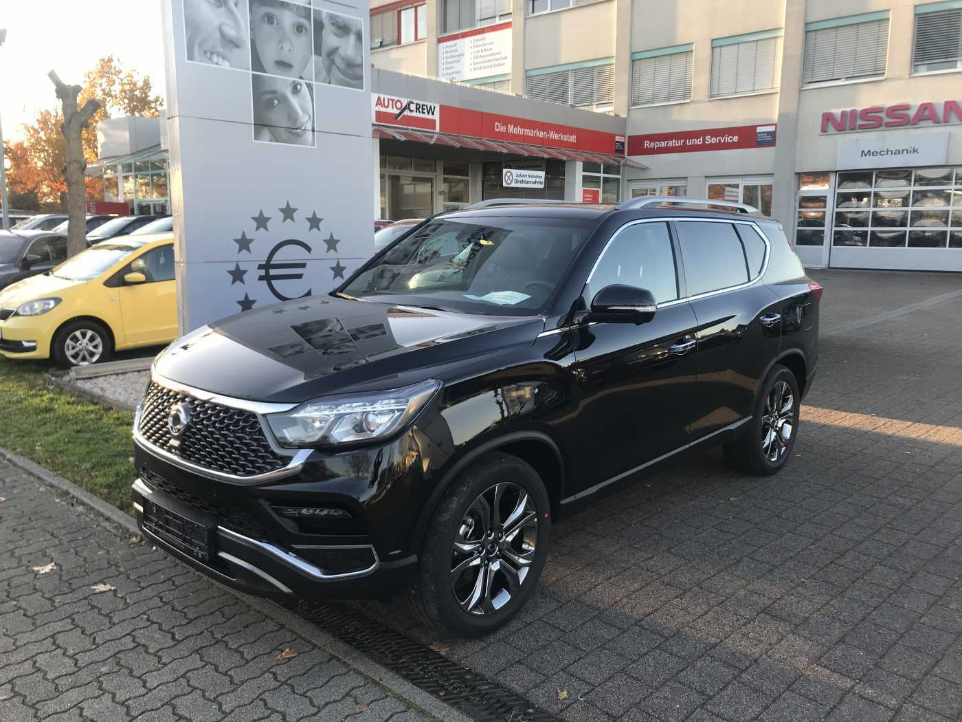 Ssangyong Rexton 2.2 e-XDi 4WD Aut. Sapphire *MJ20*, Jahr 2019, Diesel