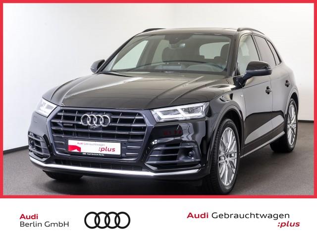 Audi Q5 sport 50 TDI qu.tiptr. LED NAVI STDHZG PANO, Jahr 2020, Diesel