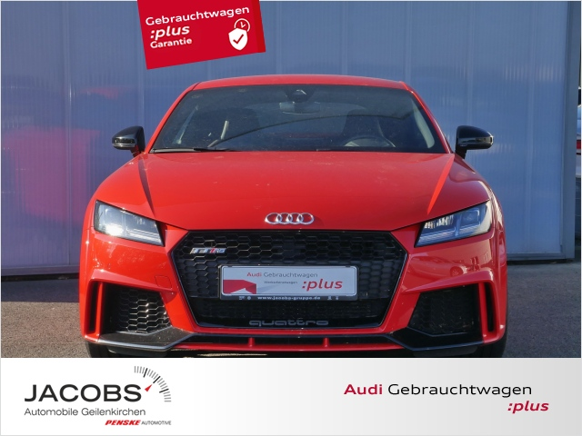 Audi TT RS Coupé 2.5 TFSI quattro S-tronic Design, Jahr 2018, petrol