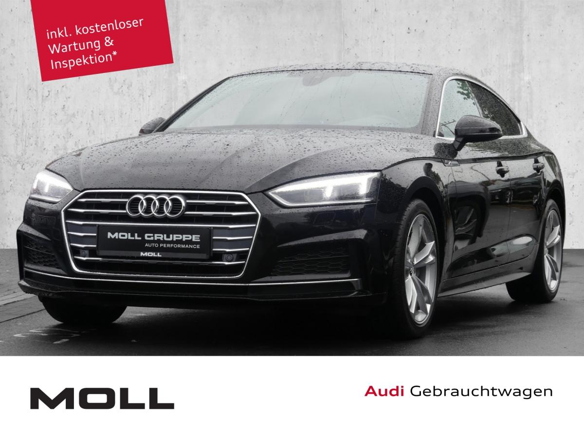 Audi A5 Sportback 2.0 TDI S tronic S line Sport Matri, Jahr 2018, Diesel