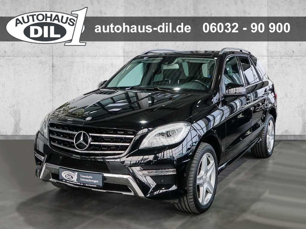 Mercedes-Benz ML 350 BlueTEC 4M 7G ***AMG-Styling***Pano***, Jahr 2013, Diesel