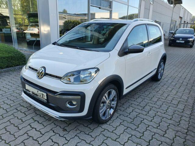 Volkswagen up Cross up! 'Sound Plus' Einparkhilfe Tempomat, Jahr 2019, Benzin