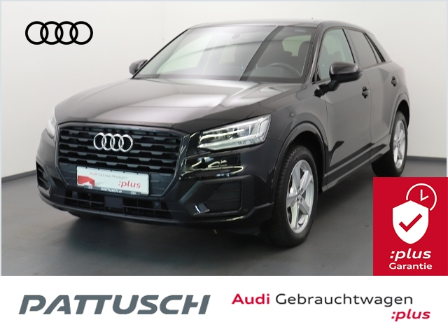 Audi Q2 1.0 TFSI LED Navi Panoramadach, Jahr 2017, Benzin