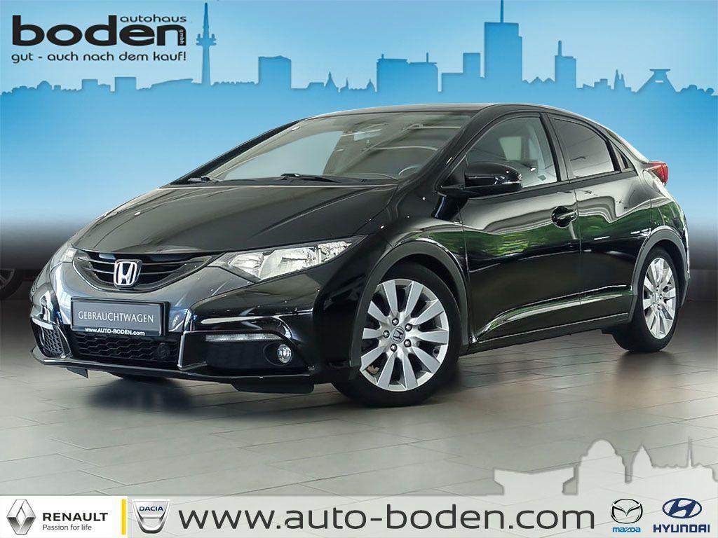 Honda Civic 1,4 i-VTEC Sport KLIMA LM-Felgen Kamera, Jahr 2013, Benzin