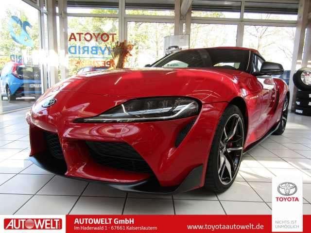 Toyota Supra GR Coupe mit Premium-Paket, Jahr 2020, Benzin