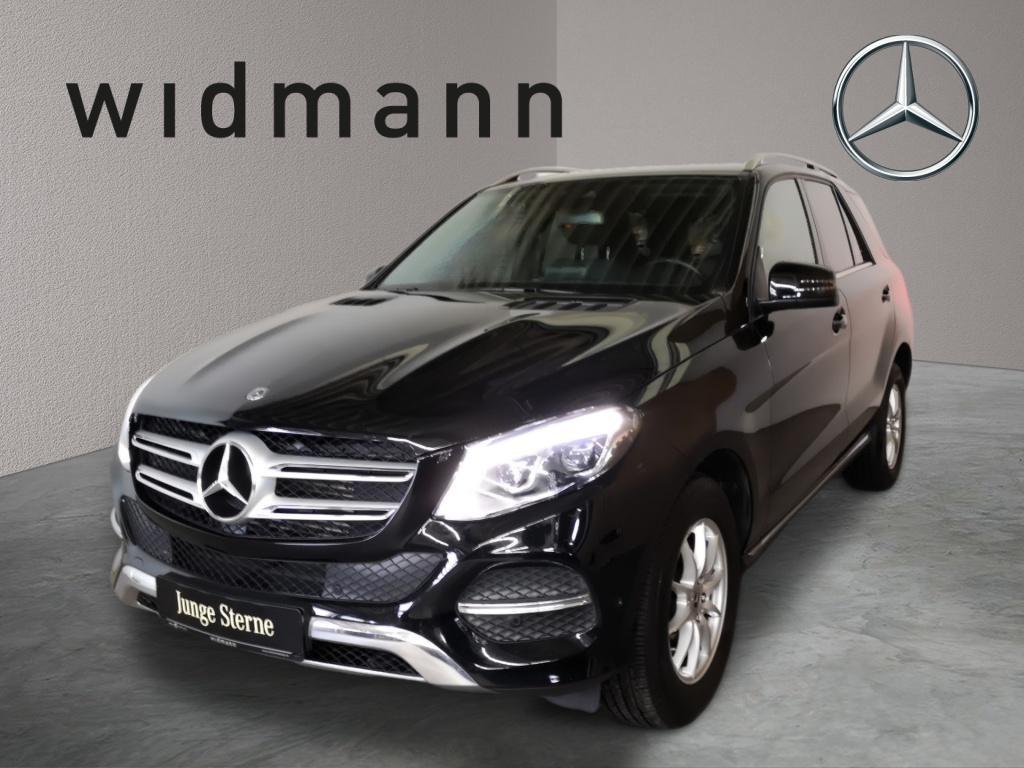 Mercedes-Benz GLE 250 d 4M Comand*LED*Kamera*PDC*Sitzheizung, Jahr 2018, Diesel
