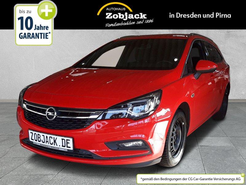 Opel Astra-K ST Dynamic 1.4T S/S Navi,DAB,LED, Jahr 2016, Benzin