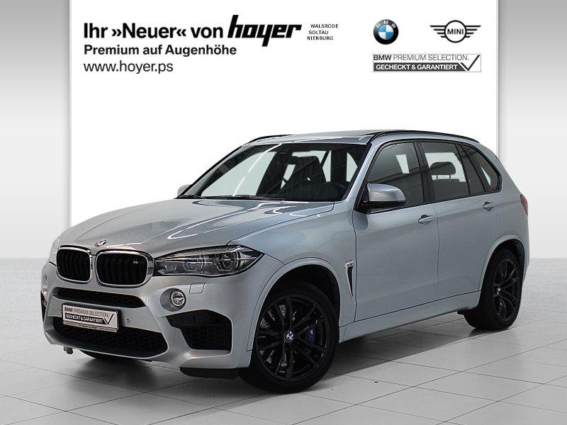 BMW X5 M AHK Klima STHZ Harman Kardon, Jahr 2017, Benzin