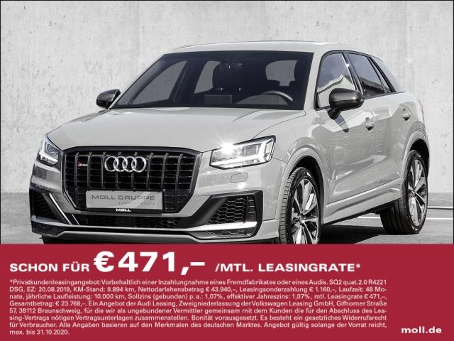 Audi SQ2 2.0 TFSI quattro S tronic Virtual Cockpit*LED*Navi plus*, Jahr 2019, Benzin