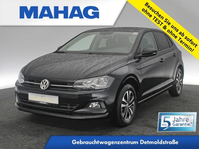 Volkswagen Polo 1.0 TSI United Navi ActiveInfo AppConnect Bluetooth 6-Gang, Jahr 2020, Benzin