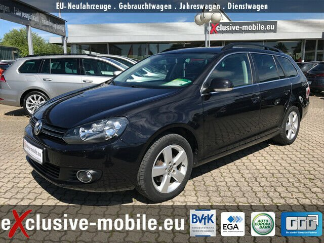 Volkswagen Golf VI Variant Comfortline 1.2 TSI SHZ PDC ALU, Jahr 2011, petrol
