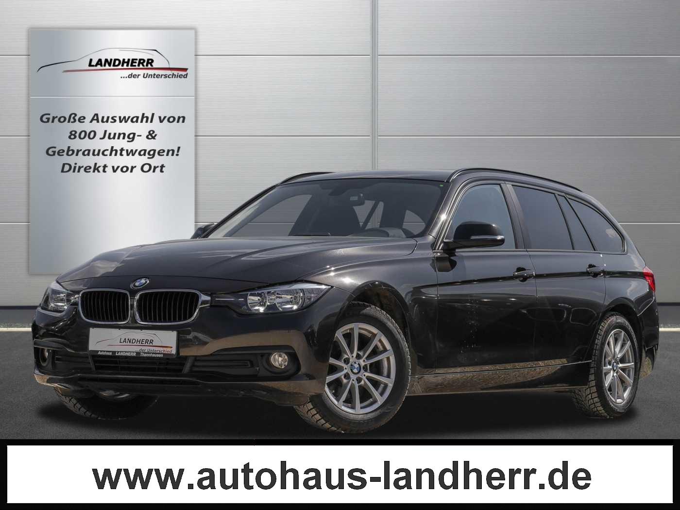 BMW 318d Touring // Navi/PDC/SHZ, Jahr 2017, Diesel
