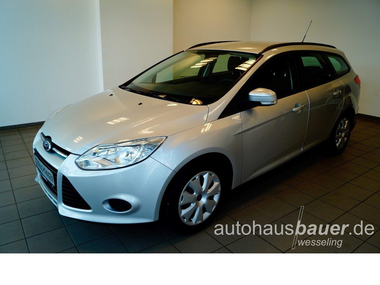 Ford Focus Turnier Trend 1.6 Ti-VCT * Easy-Driver-Paket, Jahr 2012, Benzin