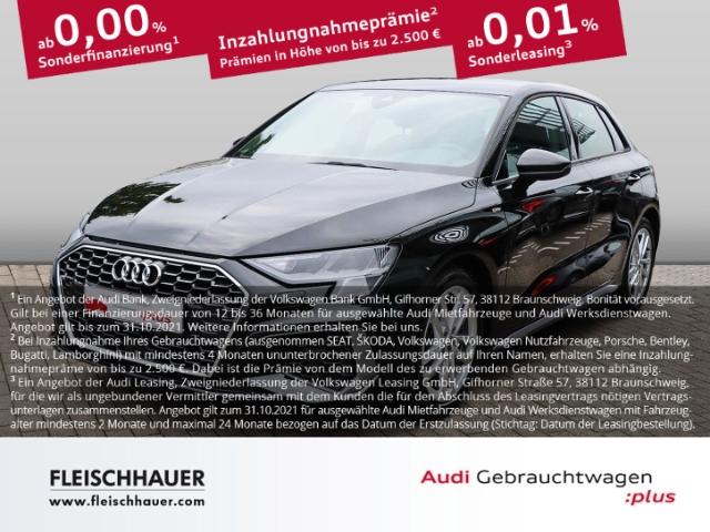 Audi A3 Sportback 35 TDI S line Navi+LED+VC+17''+PDC+sound+Telefon, Jahr 2020, Diesel