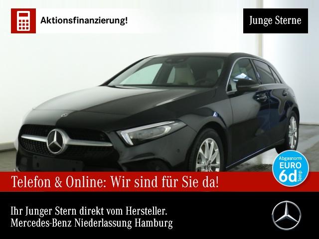 Mercedes-Benz A 250 Progressive Multibeam Laderaump Spurhalt-Ass, Jahr 2020, Benzin