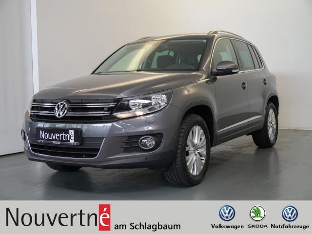 Volkswagen Tiguan 2.0 TSI 4Motion + DSG + PDC + Tempomat +, Jahr 2013, Benzin