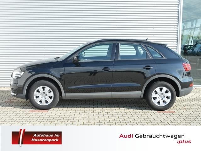 Audi Q3 2.0 TDI +XENON+EPH+NAVI+TEMPOMAT+, Jahr 2014, Diesel