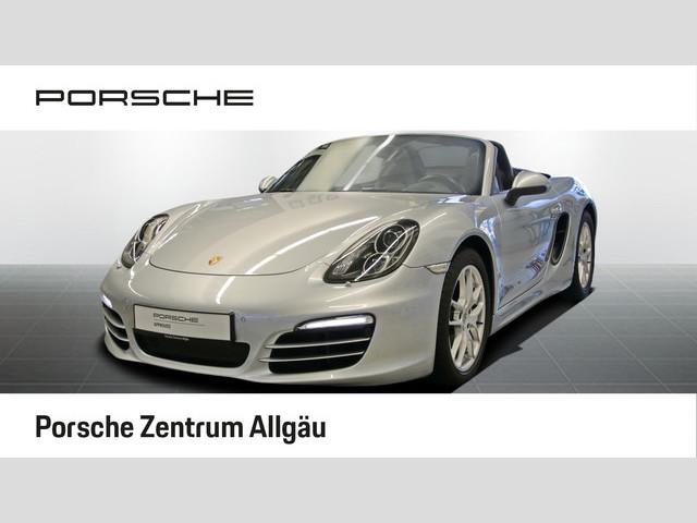 Porsche Boxster 2.7 981 NAV ALU XEN KLIMA, Jahr 2013, Benzin