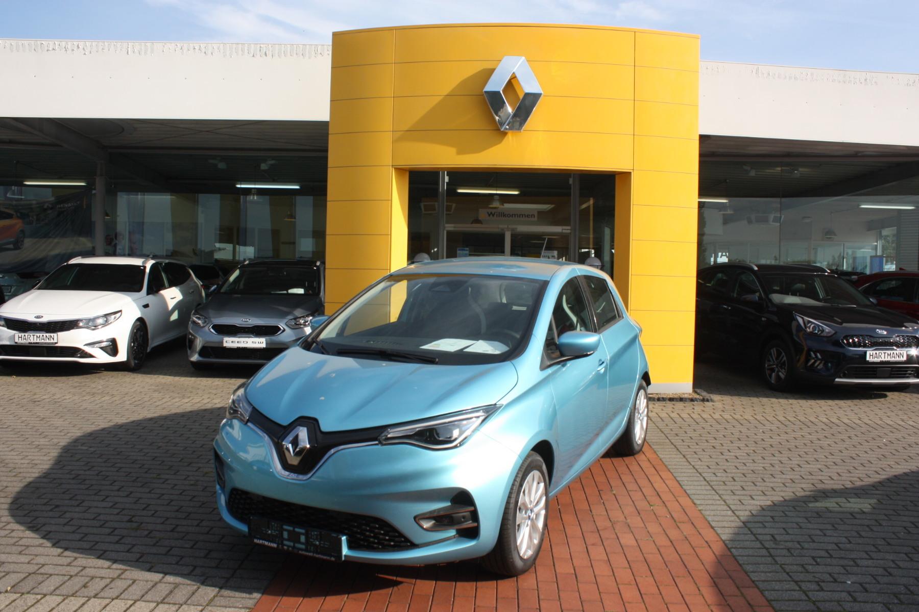 Renault ZOE EXPERIENCE Batteriekauf R110 Z.E. 50 abzgl., Jahr 2020, Elektro