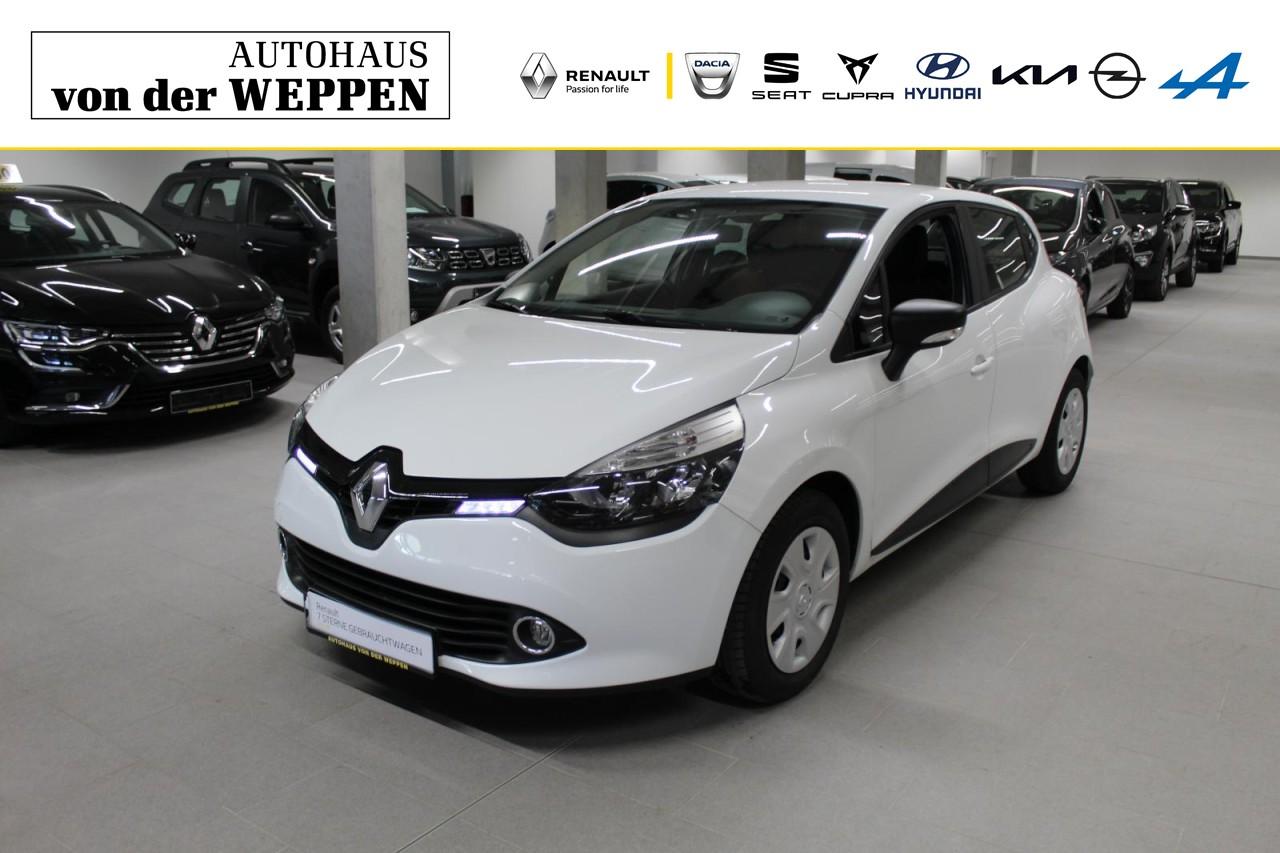 Renault Clio IV Expression Klima Radio Fenster el., Jahr 2014, Diesel