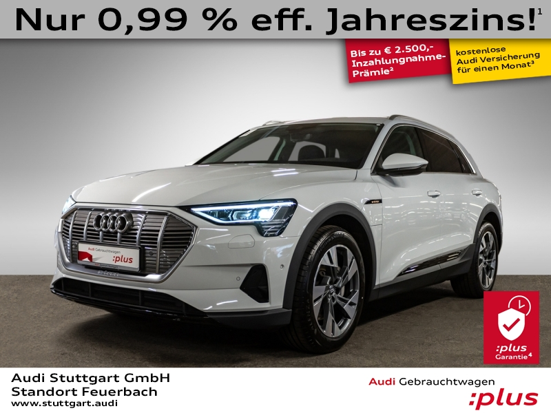 Audi e-tron 50 quattro, Jahr 2019, Elektro