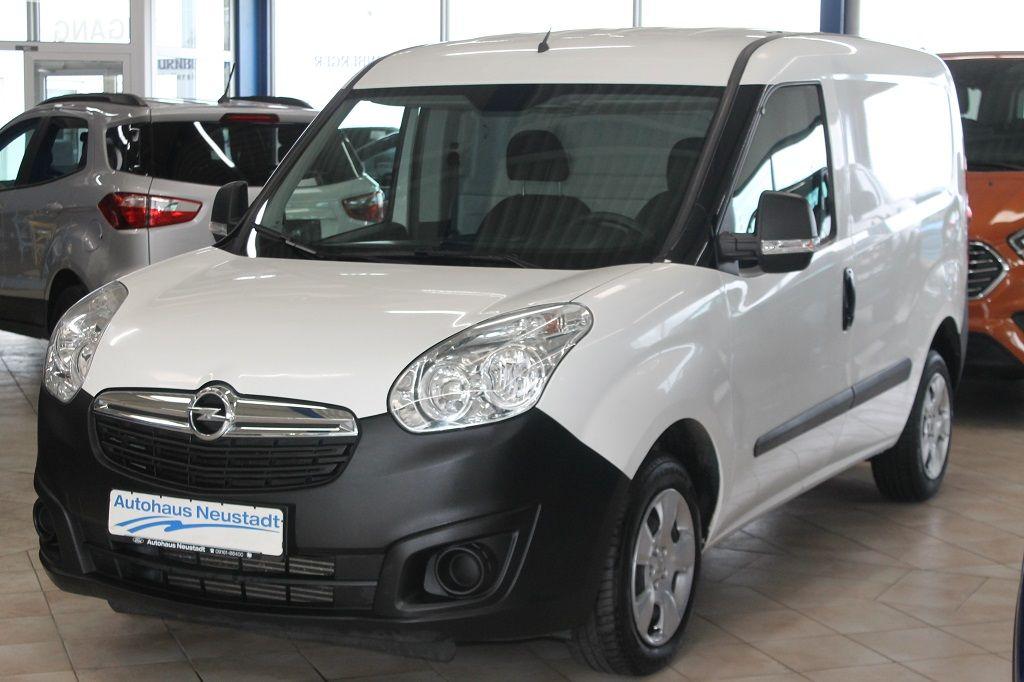 Opel Combo 1.3 CDTI L1H1 *Klima*Parkpilot*Tempomat*, Jahr 2016, Diesel