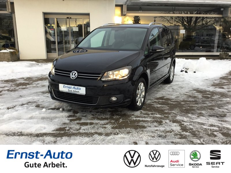 Volkswagen Touran LIFE 1.2 TSI NAVI+PARKASSIST+GRA, Jahr 2013, Benzin
