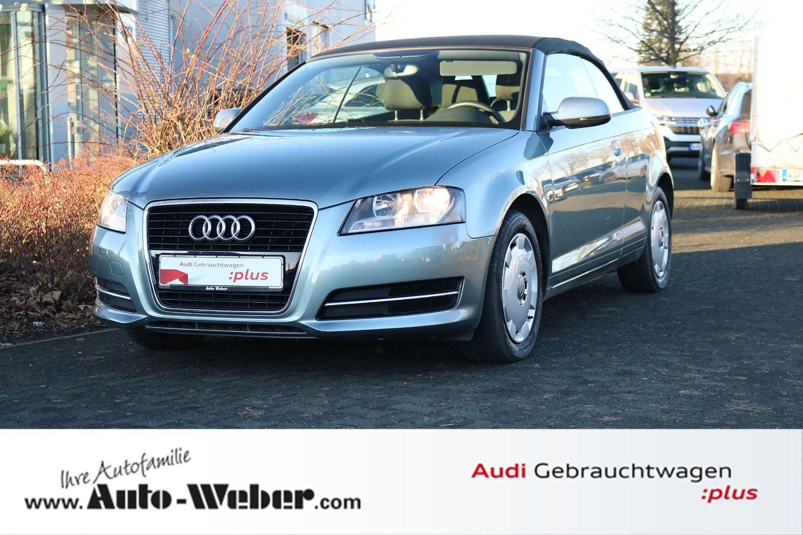Audi A3 Cabriolet Attraction 1.2TFSI, Jahr 2012, petrol