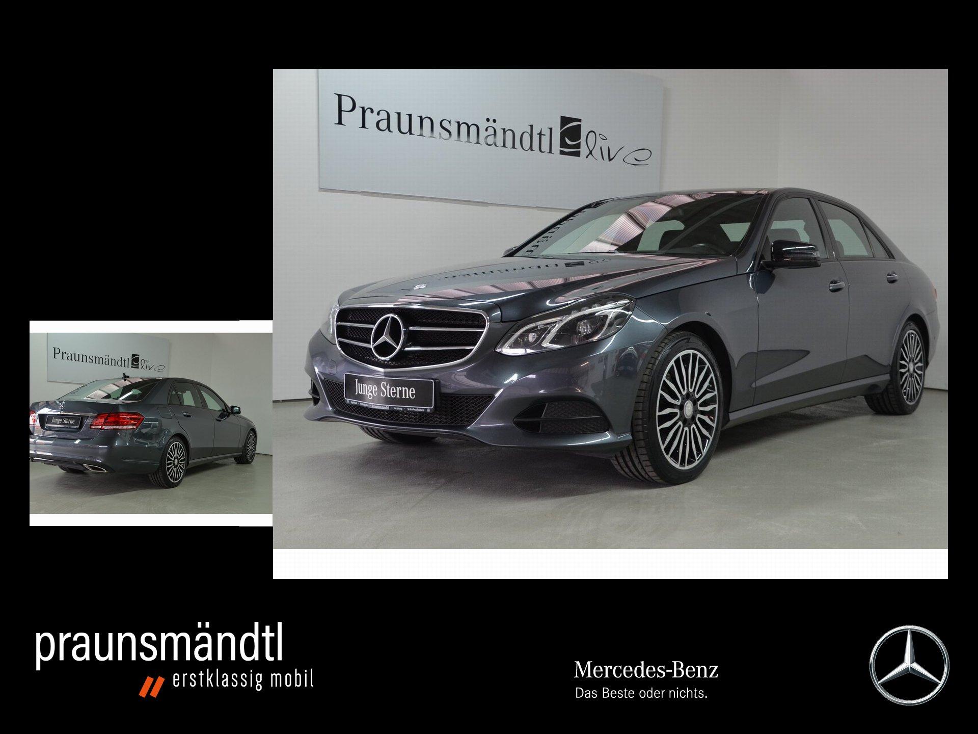 Mercedes-Benz E 350 BT 4M Avantgarde Night LED/Pano/Com/Kamera, Jahr 2015, Diesel