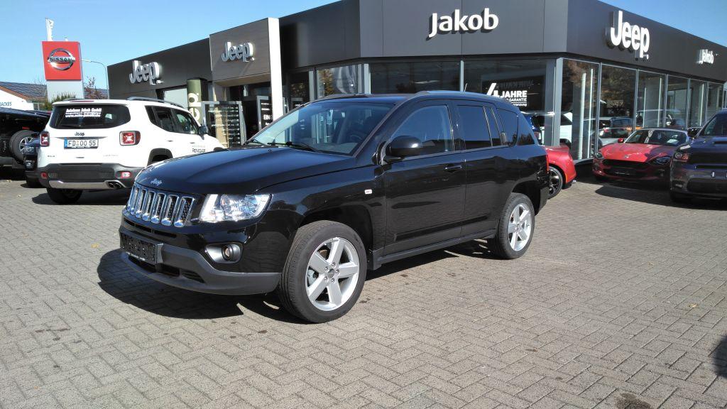 Jeep Compass 2.2I CRD 4x4 Limited, Jahr 2012, diesel