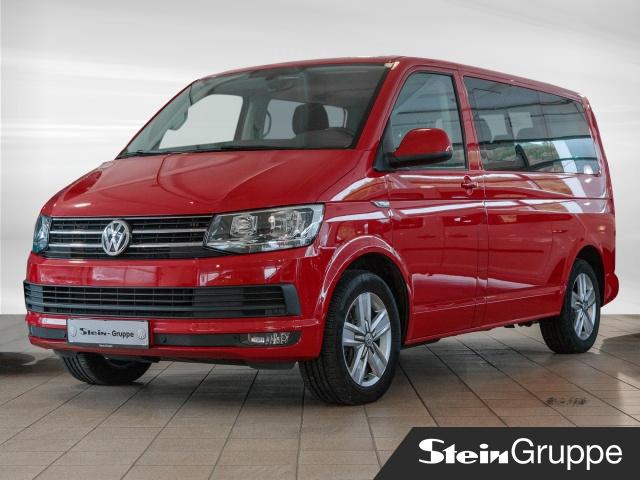 Volkswagen Multivan 2.0 TDI DSG Comfortline NAVI AHK Klima, Jahr 2017, Diesel