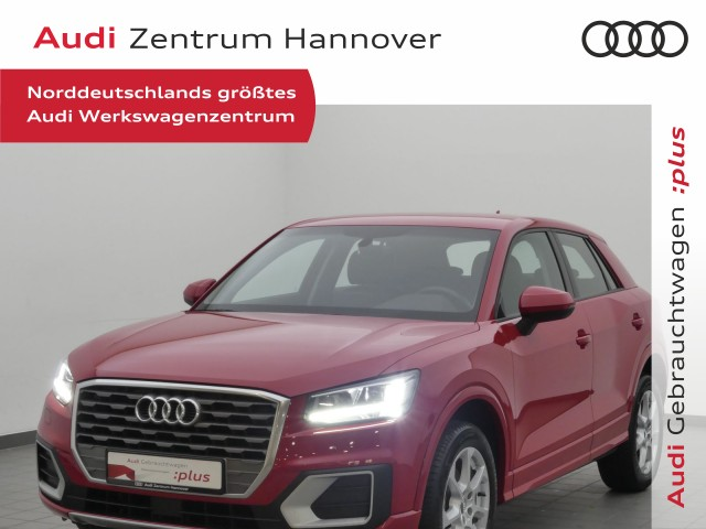 Audi Q2 1.0 TSI Design, LED, virtual, Navi, SHZ, Jahr 2017, Benzin