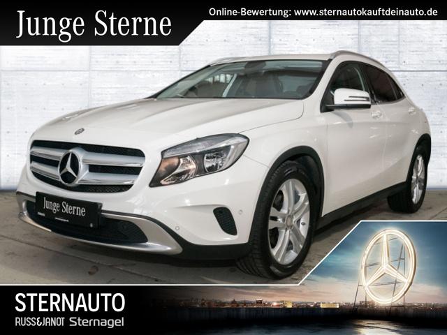 Mercedes-Benz GLA 200 CDI Urban Memory Navi Sitzheizung, Jahr 2015, diesel