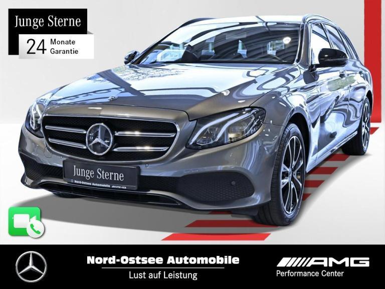 Mercedes-Benz E 200 T Avantgarde Navi Night LED AHK Kamera, Jahr 2018, Benzin