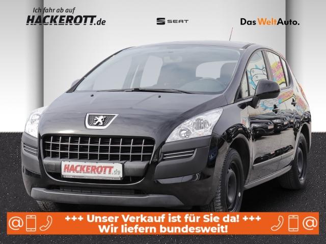 Peugeot 3008 Access 1.6 HDi FAP 110 115 SHZ Temp CD MP3 ESP MAL DPF Seitenairb. BC met. Radio, Jahr 2012, Diesel