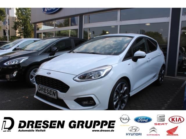 Ford Fiesta ST-Line X 1,0 MHEV Bang&Olufsen+Klimaauto.+Rückfahrkamera+PDC vo.&hi., Jahr 2021, Benzin