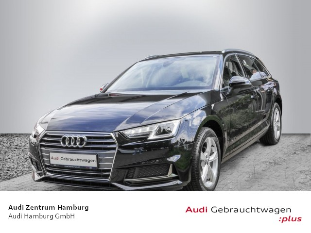 Audi A4 Avant 35 TDI sport S tronic NAVI XENON, Jahr 2019, Diesel