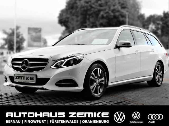 Mercedes-Benz E-Klasse E 200 CDI T Avantgarde BlueTec LED Navi, Jahr 2016, Diesel