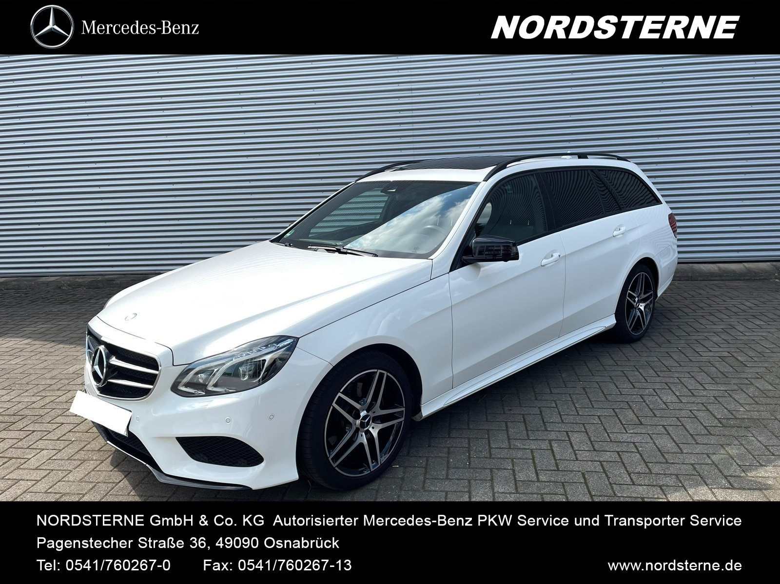 Mercedes-Benz E 250 BT T AMG+Night+ILS+AHK+SHD+360°+EASY PACK, Jahr 2016, Diesel