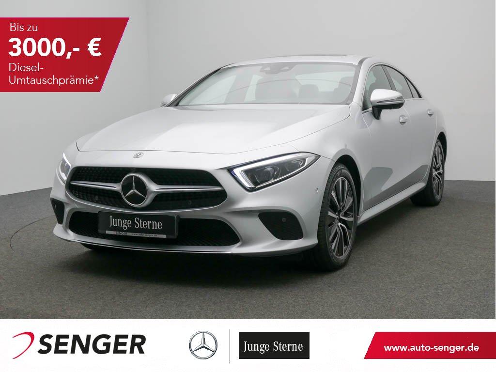 Mercedes-Benz CLS 450 4M Keyless-Go Multibeam Comand 360°K., Jahr 2018, Benzin