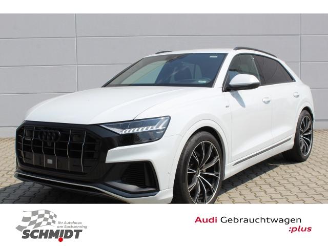 Audi Q8 50TDI quattro S Line ABT 22' AHK Sthzg, Jahr 2019, Diesel