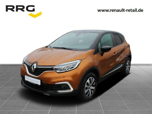 Renault Captur TCe 130 GPF Limited Deluxe 0,99% Finanzie, Jahr 2019, Benzin
