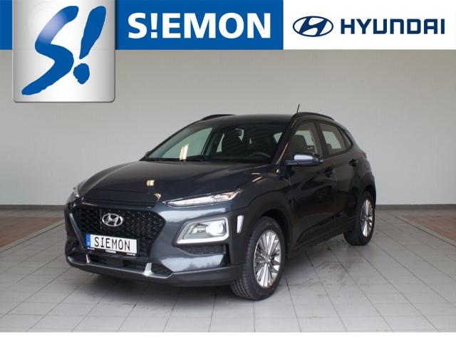 Hyundai Kona 1.0 T-GDI Trend Navi LED SHZ, Jahr 2017, Benzin