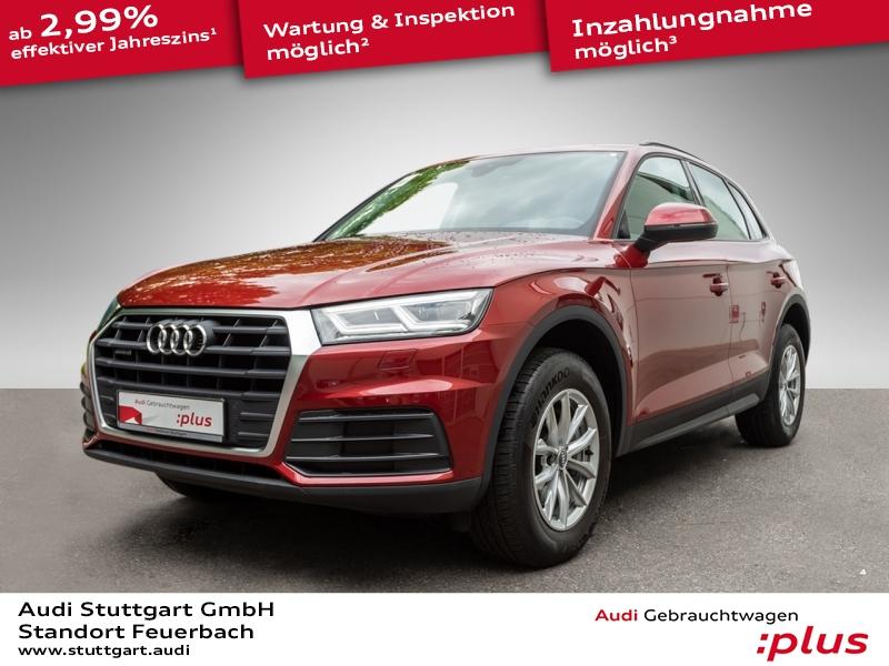 Audi Q5 2.0 TDI quattro LED Navi Kamera Leder Keyless, Jahr 2017, Diesel