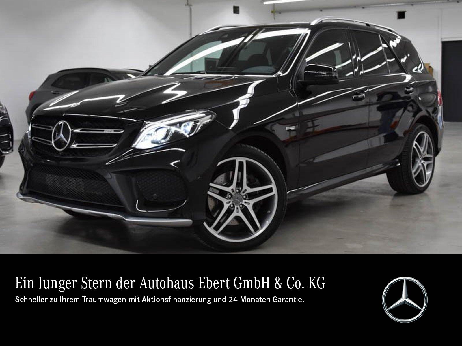 Mercedes-Benz GLE 43 AMG COMAND+360°+PSD+LED+AIRM+SITZKLIMA, Jahr 2016, Benzin