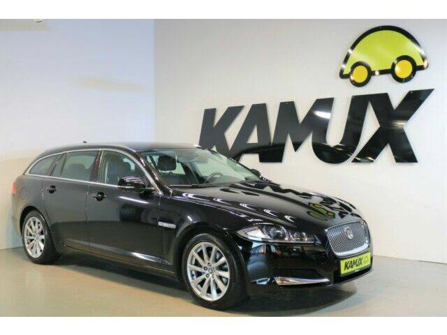 Jaguar XF 3.0 V6 Diesel Aut. +Bi-Xenon+Navi+Kamera+, Jahr 2013, Diesel